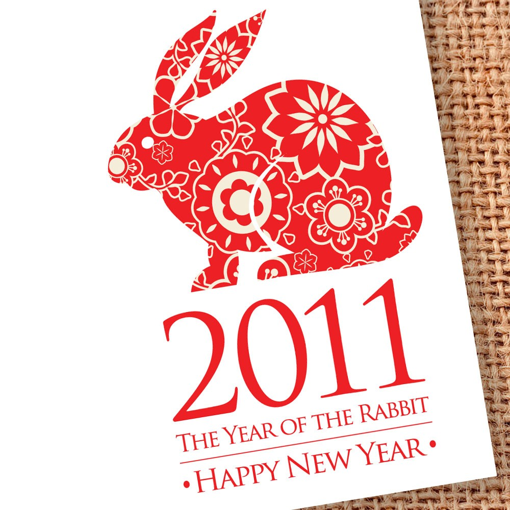 Welcome The Year Of The Metal Rabbit 2011 That One Piece Enterprise